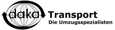 DAKA Transport Umzugsunternehmen